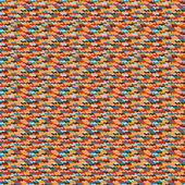 Motif géométrique sans soudure de camouflage — Vecteur