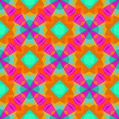 Multicolor geometric pattern in bright color. — Stockvektor
