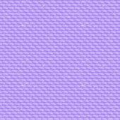 楕円形のドットと小さな頭が変なパターンは行に配置されます。 — ストックベクタ