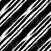 Black and white striped pattern — Stock Vector