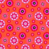 Suzani pattern — Stock Vector