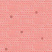 Meydanlar geometrik desen küçük el ile çizilmiş — Stok Vektör