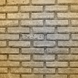 Royalty-Free Stock Photo: Grunge brick wall background texture