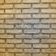 Stock Photo: Grunge brick wall background texture