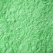 Green towel texture — Stock Photo #31215919
