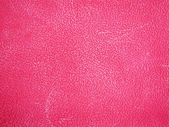 Pink leather background or texture — Stock Photo