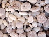 Pebble stone pattern — Stock Photo