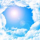 Divine sky — Stock Photo