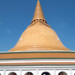 Stock Photo: PhrPathom Chedi, pagoda, landmark of Nakhon Pathom Province,Thailand