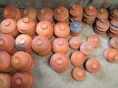 Thailand Clay Cup — Stock Photo