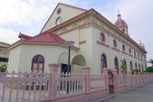 Santa Cruz Church the Portuguese legacy in Bangkok  — Stock Photo