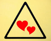 Heart Sign — Stock Photo
