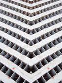 Storm water drain close up — Stock Photo