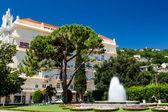 Hotel di lusso bello in optija, croazia — Foto Stock