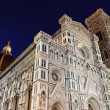 Florence Cathedral (Duomo - Basilicdi SantMaridel Fiore) i — Stock Photo #13771780