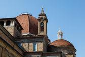 Medici Chapels in the San Lorenzo Church in Florence, Tuscany, I — Stockfoto