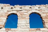 Ancient Roman Arena in Verona, Veneto, Italy — Stock Photo