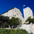Museum Dedicated to artist Pablo Picasso in Antibes, France — Stock Photo #15700677