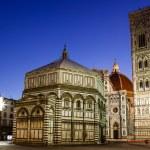 Florence Cathedral (Duomo - Basilica di Santa Maria del Fiore) i — Stock Photo #22667875
