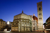 Florence Cathedral (Duomo - Basilica di Santa Maria del Fiore) i — Zdjęcie stockowe