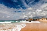 Famous Guincho Beach in Cascais near Lisbon, Portugal — Foto Stock