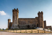 Castle of Montalcino, Tuscany, Italy - Famous Medieval Italian F — Stock Photo