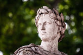 Ancient Statue Close up View in the Center of Paris, France — Stock Photo