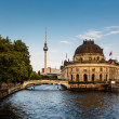 River Spree and Museum Island, Berlin, Germany — Stock Photo