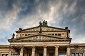 Concert Hall on Gendarmenmarkt Square in Berlin, Germany — Stock Photo