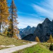 Julian Alps in Late Summer — Stock Photo