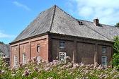 Historic coach house. — Stock Photo