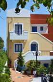 Apartment on Crete. — Stock Photo
