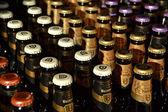 Hertog Jan beer bottles. — Stock Photo