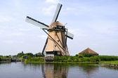 Rietveldse mill. — Stock Photo