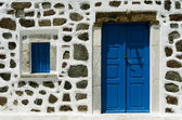 Door of a church. — Stock Photo
