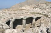 Ancient Thera. — Stock Photo
