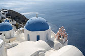 Church in Oia. — Stock Photo