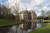 Duivenvoorde Castle. — Stock Photo