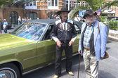 NETHERLANDS - SCHEVENINGEN - 22 JUNE 2014: Country Festival. — Foto de Stock