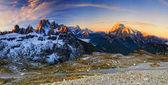 Dolomites — Stok fotoğraf
