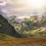 IJsland — Stockfoto #18647821