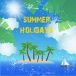 Summer holidays — Stock Vector #23546165