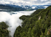 Mountain view — Stock Photo
