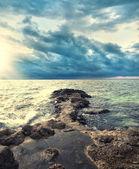 Oceaan storm — Stockfoto