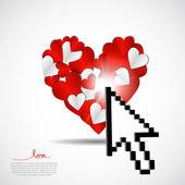Love — Stock Vector