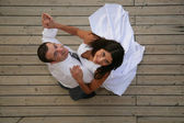 Vient de se marier — Photo