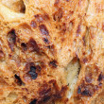 Bread texture — Stock Photo #23065090