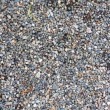 Gravel on ground — Stock fotografie