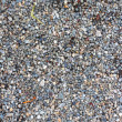 Gravel on ground — Foto Stock