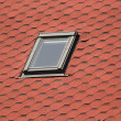 Roof window — Foto de Stock